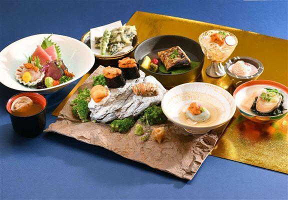 「人気鮮味の廚師發辦海膽晚餐」