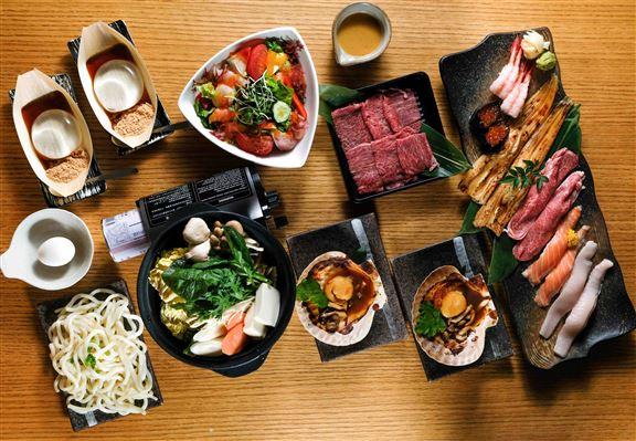 【饗和民尊尚二人前六道菜.廚師發辦】