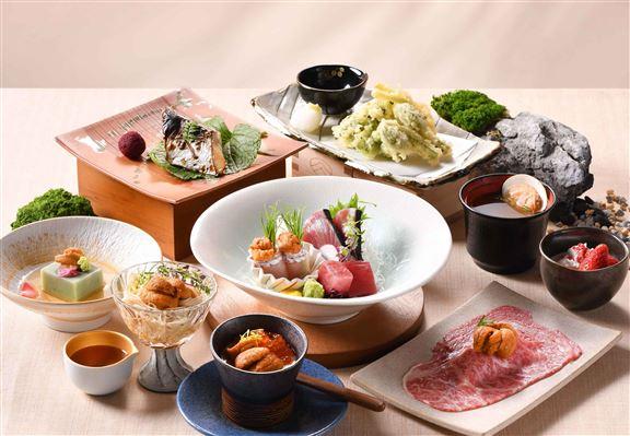 「人気鮮味の廚師發辦海膽午餐」