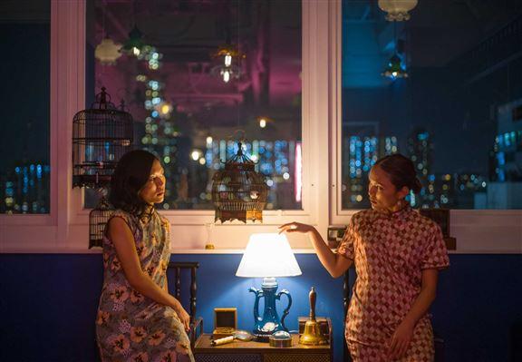 住客可參加《花樣年華懷舊服飾租借體驗》,著旗袍打卡。