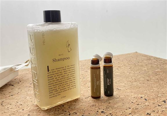 加入超過90%以上Bio-active生物活性成分嘅洗髮露,洗護頭髮功效更佳。