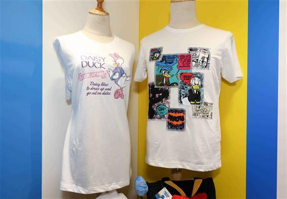 唐老鴨T-shirt $178-218