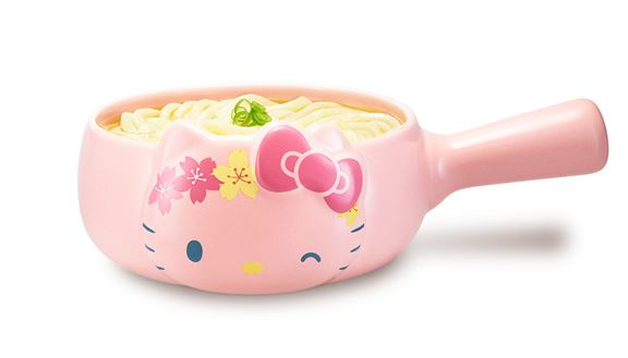 「日櫻款」為迷人粉色牛奶鍋