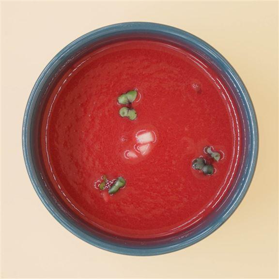 紅菜頭西芹湯
