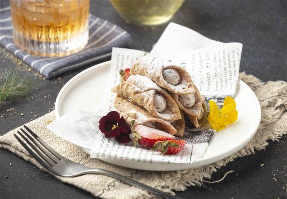意式西西里卷係意大利傳統小食。