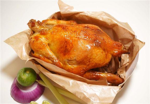 越式香茅烤雞