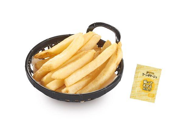 Chok Chok Fries (粟米濃湯味)