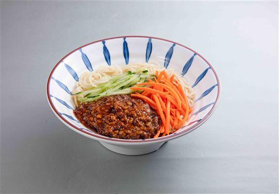 京式炸醬拌麵