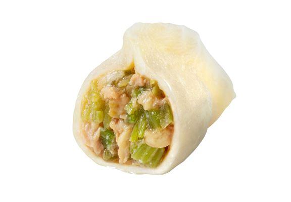 芹菜豬肉餃