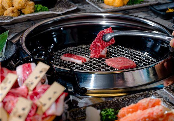 每位$248「牛鬼精品燒肉放題」,可歎超過40款燒肉、野菜、和食等。