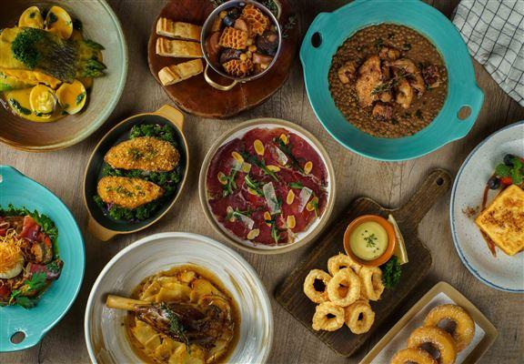 每位只需$480就能享用到6道罕有嘅西班牙中部菜式。