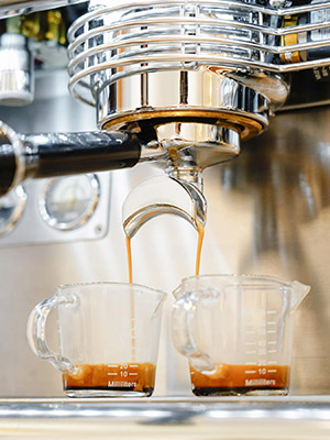 Phi Coffee & Pancake輕食出色外,咖啡都有一定水準。