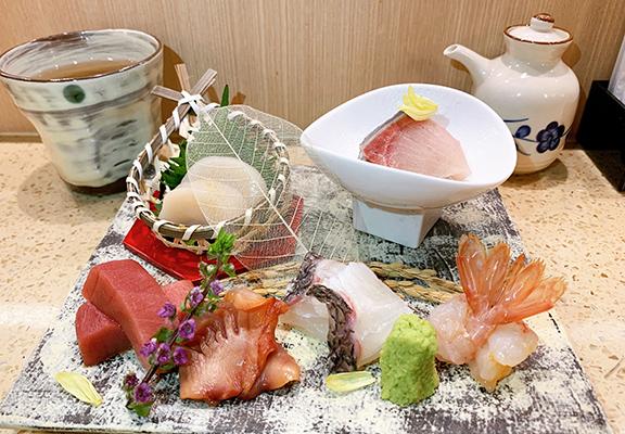 菜式擺盤精美,客人除可得到視覺享受,亦提升食慾。