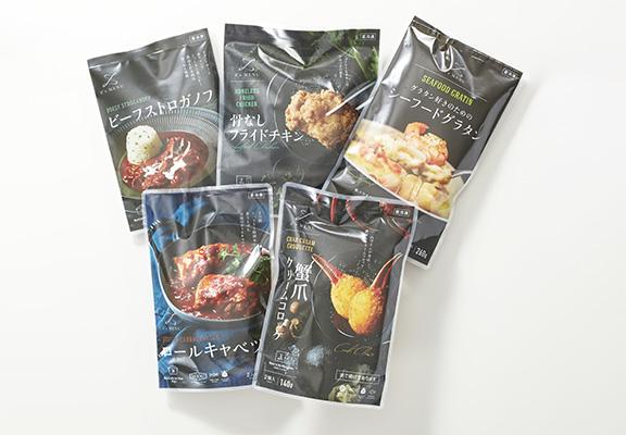 Z's MENU系列採用嘅所有食材都經嚴格挑選,讓人食得安心放心。
