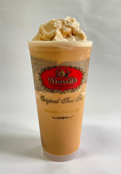 香港限定泰國奶茶沙冰