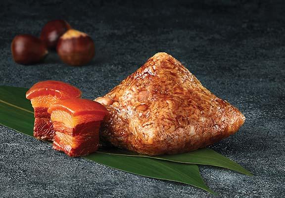 栗子東坡肉糉 $68 /隻