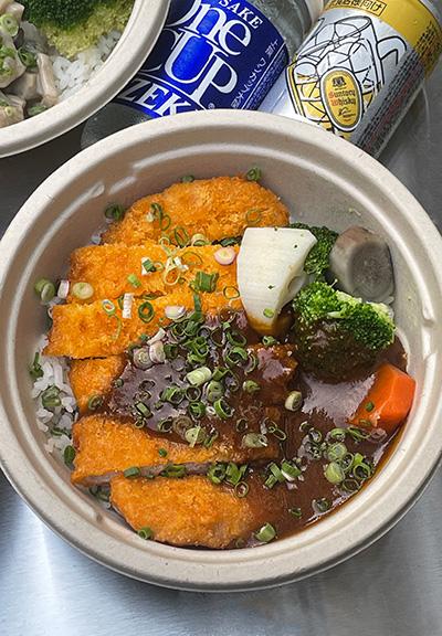 Tonkatsu Deep-fried Duroc pork cutlet $88