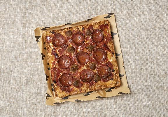 福特野馬Pizza $88