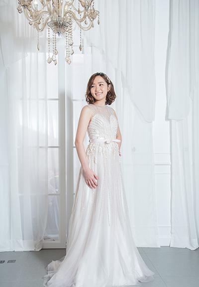 簡約款式婚紗 $2,899