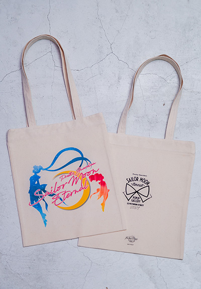 會場限定精品:帆布Tote bag