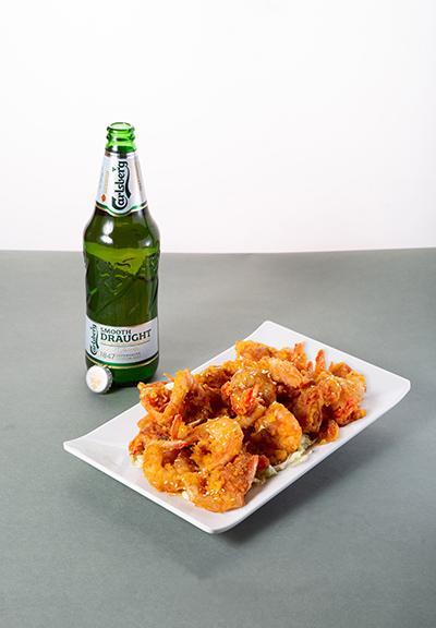 天祥飯店黃金蝦