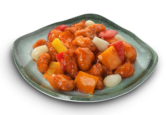 潮爆水煮魚超級雞煲拔絲脆皮咕嚕肉