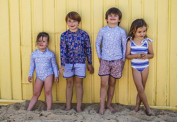 Cosmo Crew游泳產品在巴厘島手工製作,質料舒適質量高。