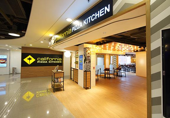 California Pizza Kitchen(CPK)繼在紅磡黃埔開設5千多呎旗艦店後,最近再在屯門市廣場開分店。