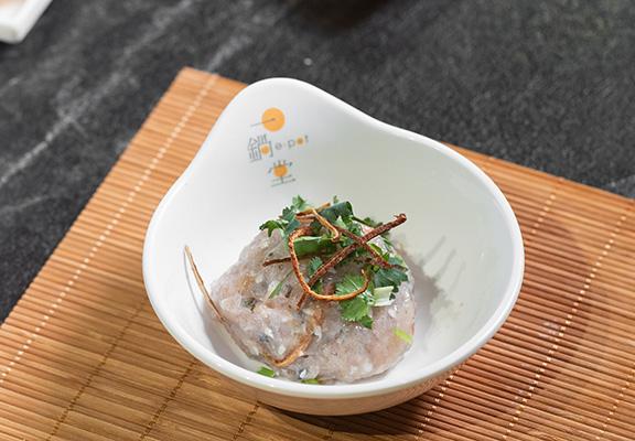 手作陳皮鯪魚滑