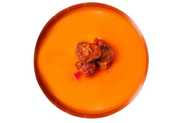 番茄牛尾湯