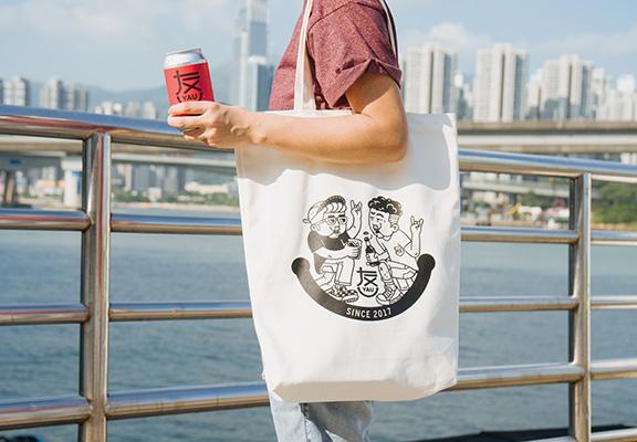 限定禮品:環保袋
