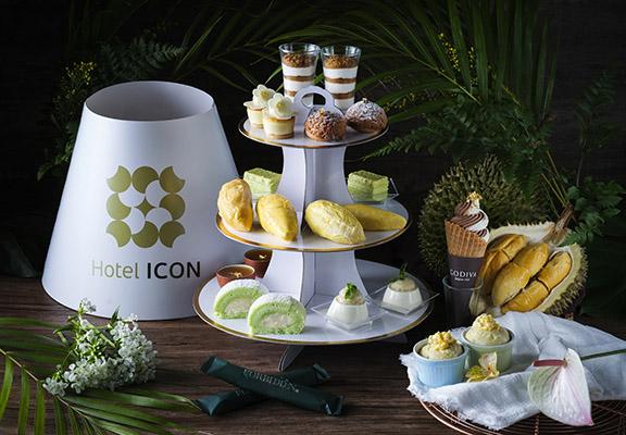 飄香榴槤下午茶設有外賣版,網上落訂就可安在家中或野餐時享用。$598 / 2人用