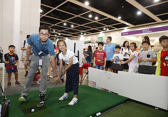 多家參展商將提供示範及免費試玩活動。