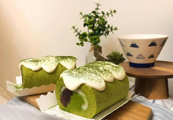 「The Mochiffon Cake」主打戚風蛋糕,全部低糖低油,每日新鮮製造。