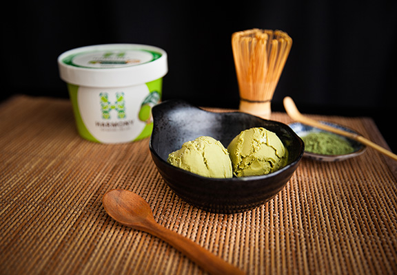 Harmony植物奶雪糕口味多元化,使用嘅食材經嚴格挑選。