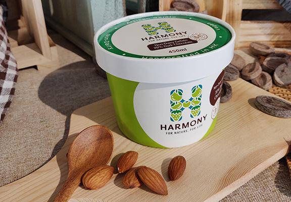 Harmony植物奶雪糕現於City'super、fusion等專售優質食材超市及部分有機食材店有售。