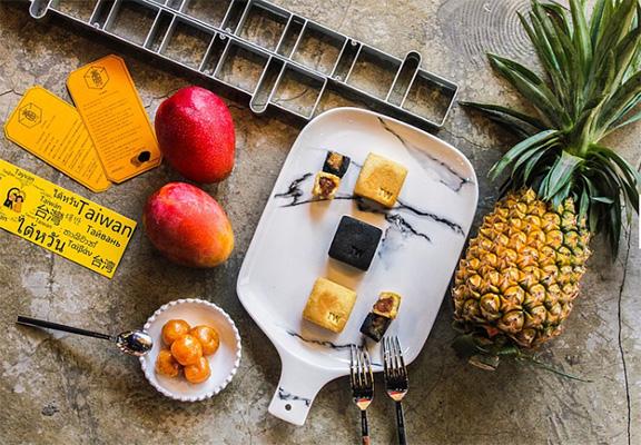 全台灣唯一進駐美國米其林鳳梨酥品牌 「高女婿Kaonuxu」食品