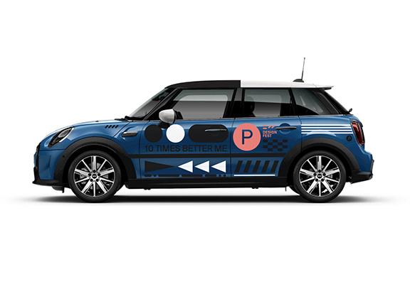 Pinkoi與國際知名汽車品牌 MINI 合作推出兩架限量版汽車